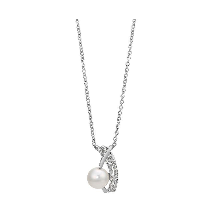 CHRIST Silver Kette 86130653