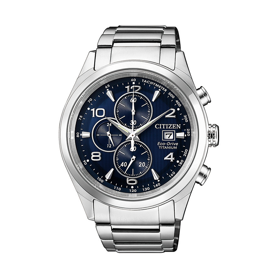 Citizen Chronograaf Super Titanium CA0650-82L
