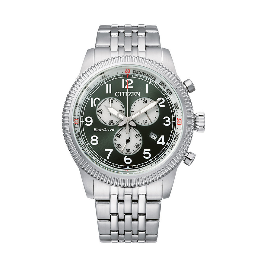 Citizen Chronograph AT2460-89X