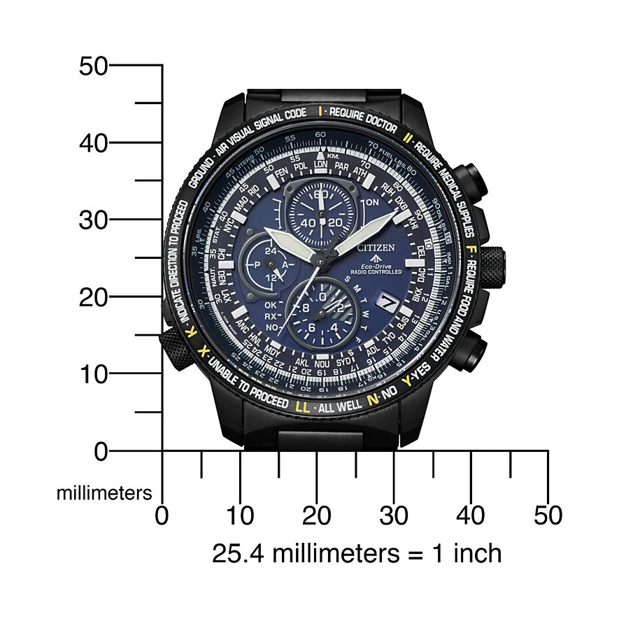 Citizen Chronograph AT8195-85L