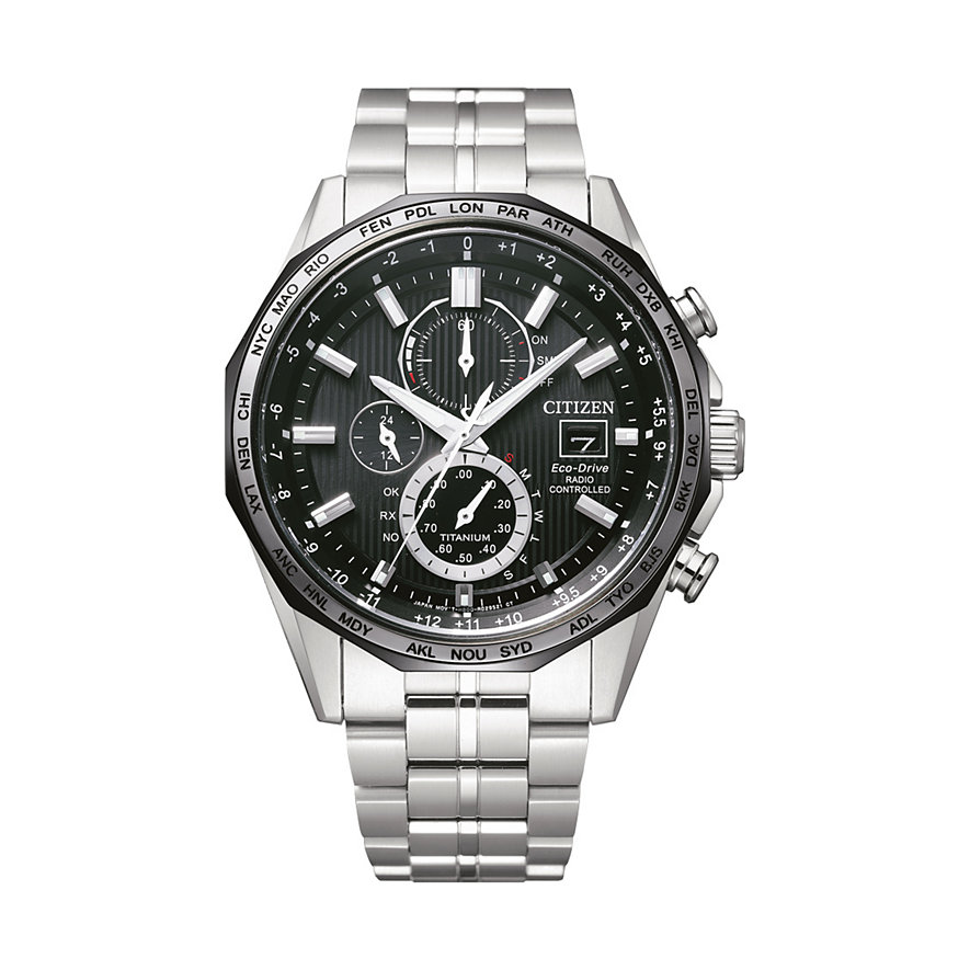 Citizen Chronograph Funk AT8218-81E
