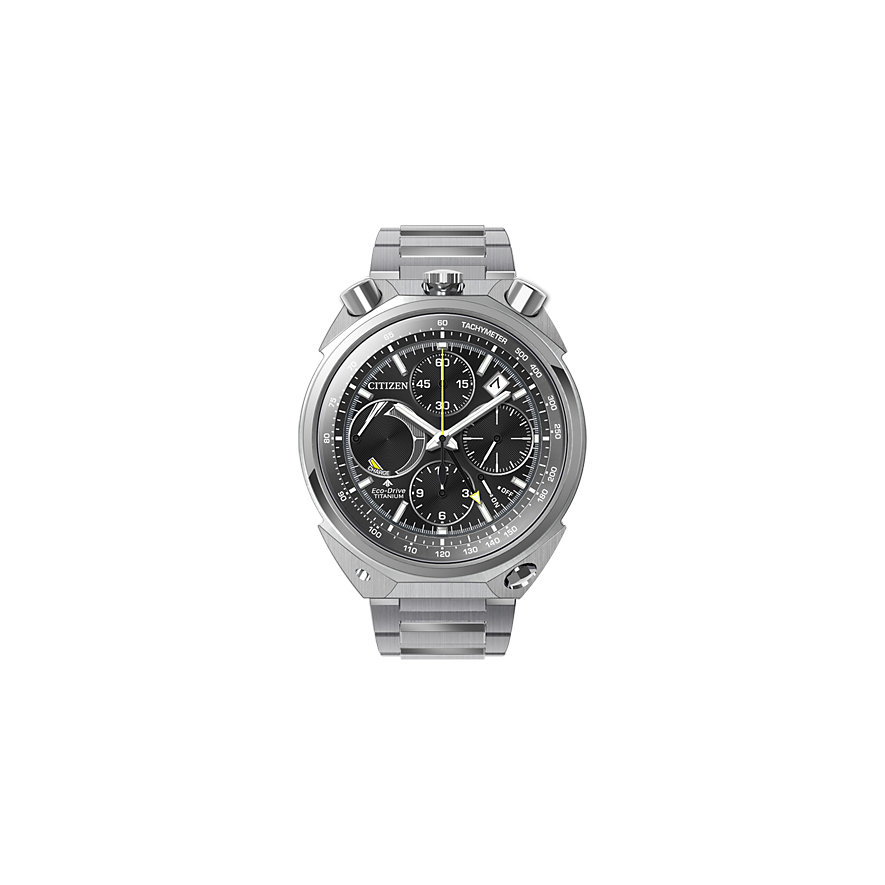 Citizen Chronograph Super Titanium Promaster Tsuno Chronograph Racer I AV0080-88E