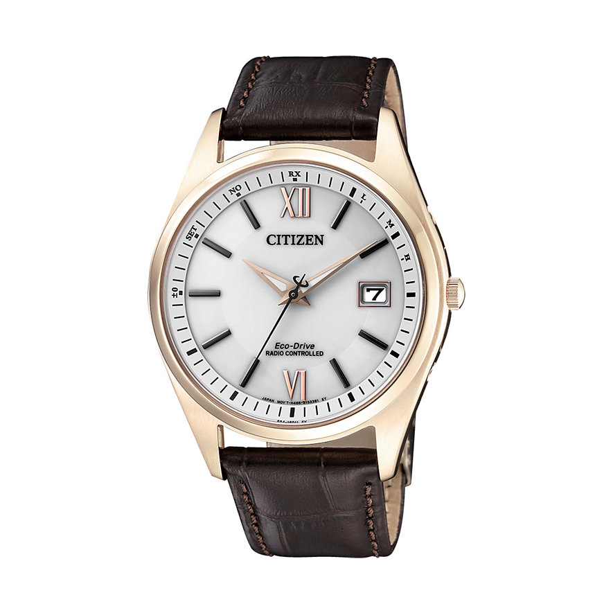 Citizen Eco-Drive Funk Herrenuhr AS2053-11A