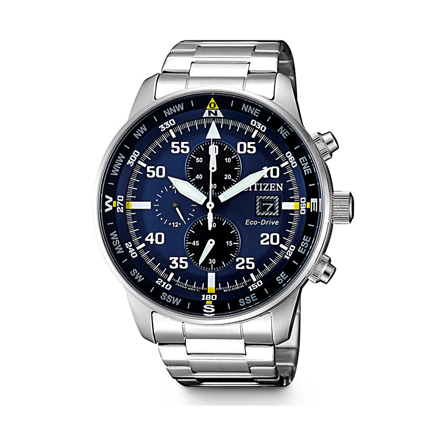 Citizen Eco-Drive Sports Chronograph CA0690-88L