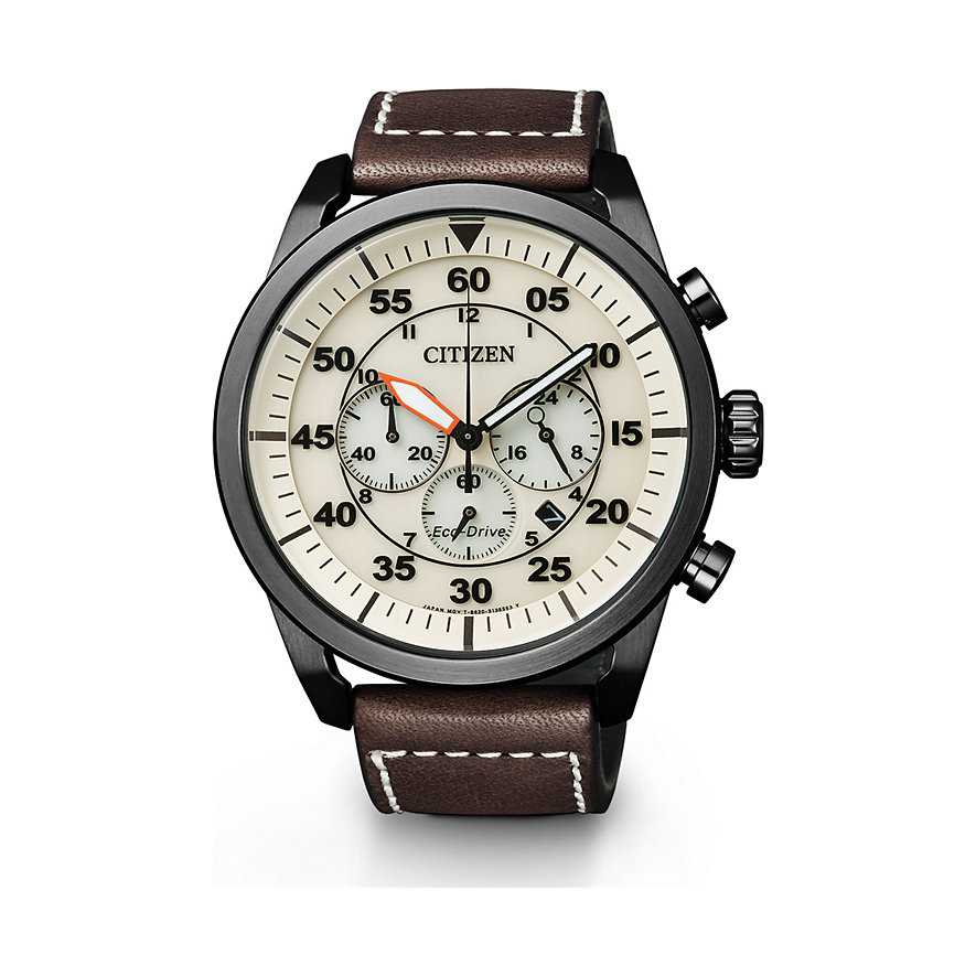 Citizen Eco-Drive Sports Chronograph CA4215-04W