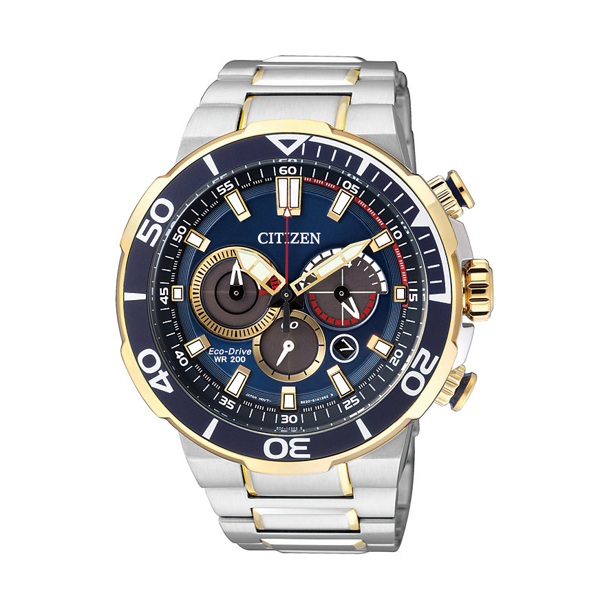 Citizen Eco-Drive Sports Chronograph CA4254-53L