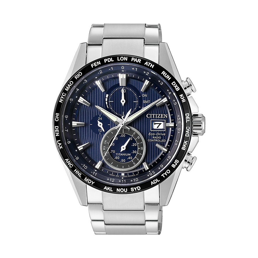 Citizen Herrenchronograph Radio Controlled AT8154-82L