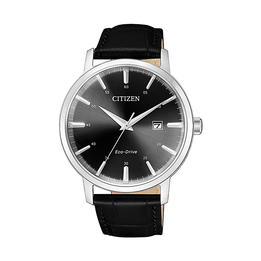 Citizen Herrenuhr Leather BM7460-11E