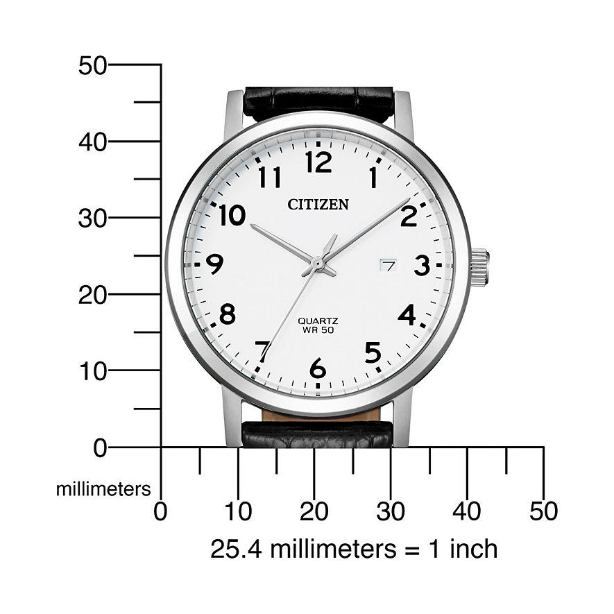 Citizen Herrenuhr Titanium BI5070-06A