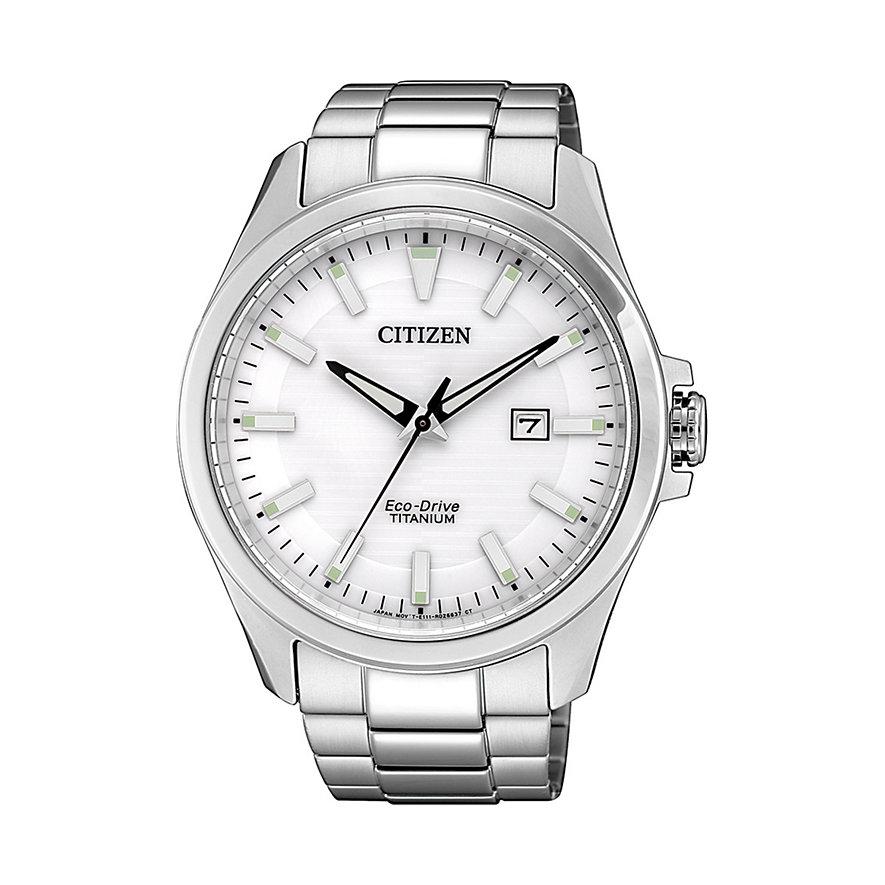 Citizen Herrenuhr Titanium BM7470-84A