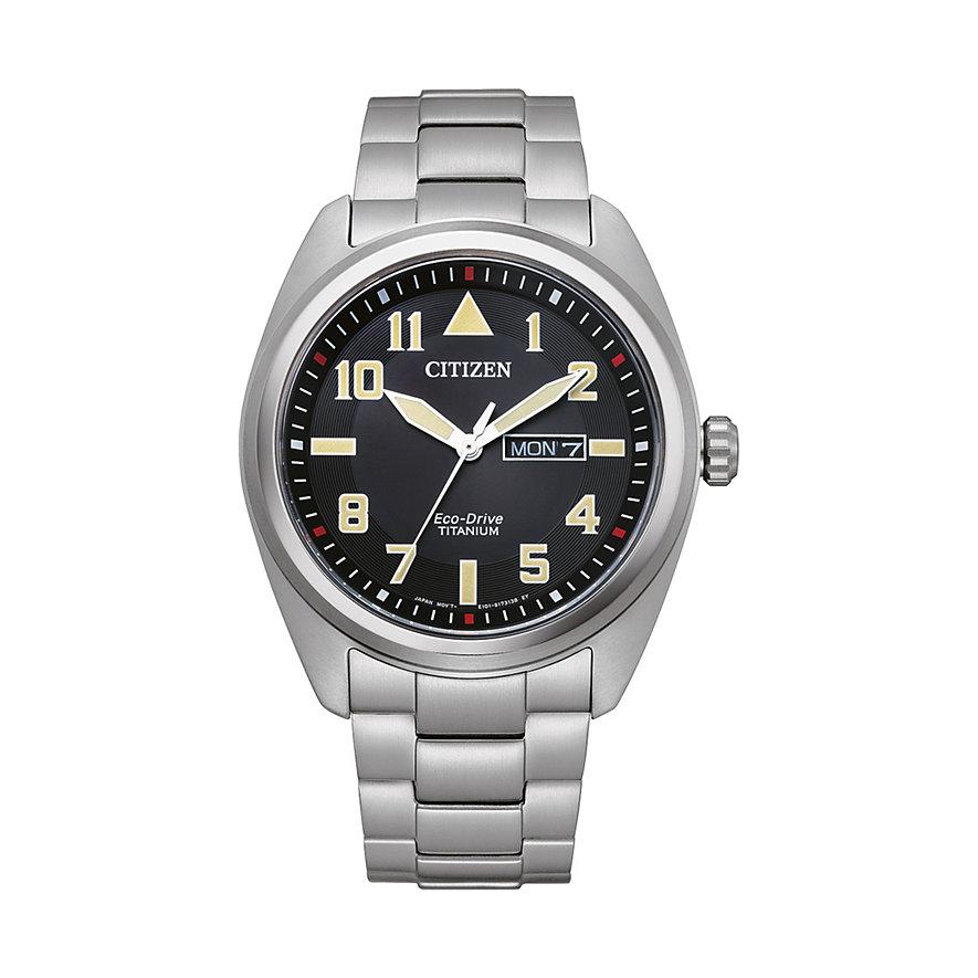 Citizen Herrenuhr Titanium BM8560-88EE