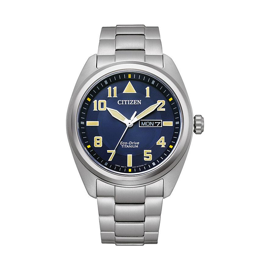 Citizen Herrenuhr Titanium BM8560-88LE