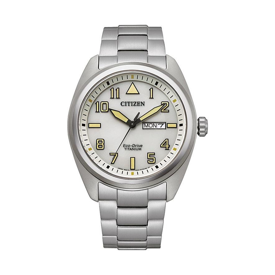 Citizen Herrenuhr Titanium BM8560-88XE