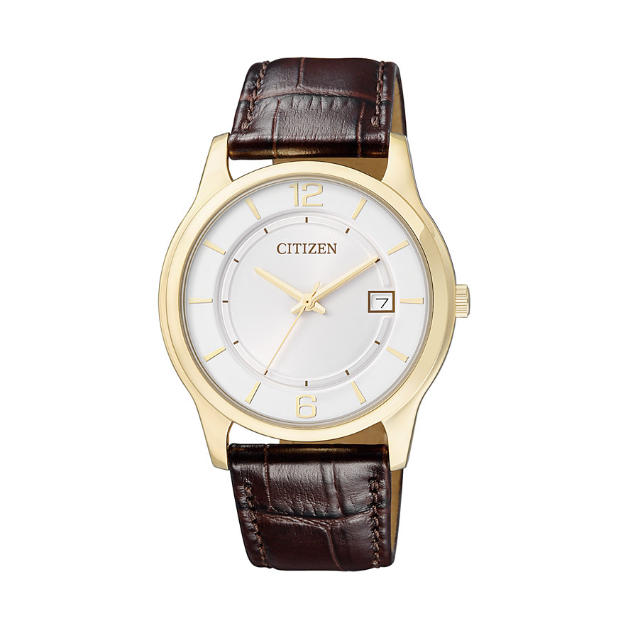 Citizen Quarz Herrenuhr Elegance BD0022-08A