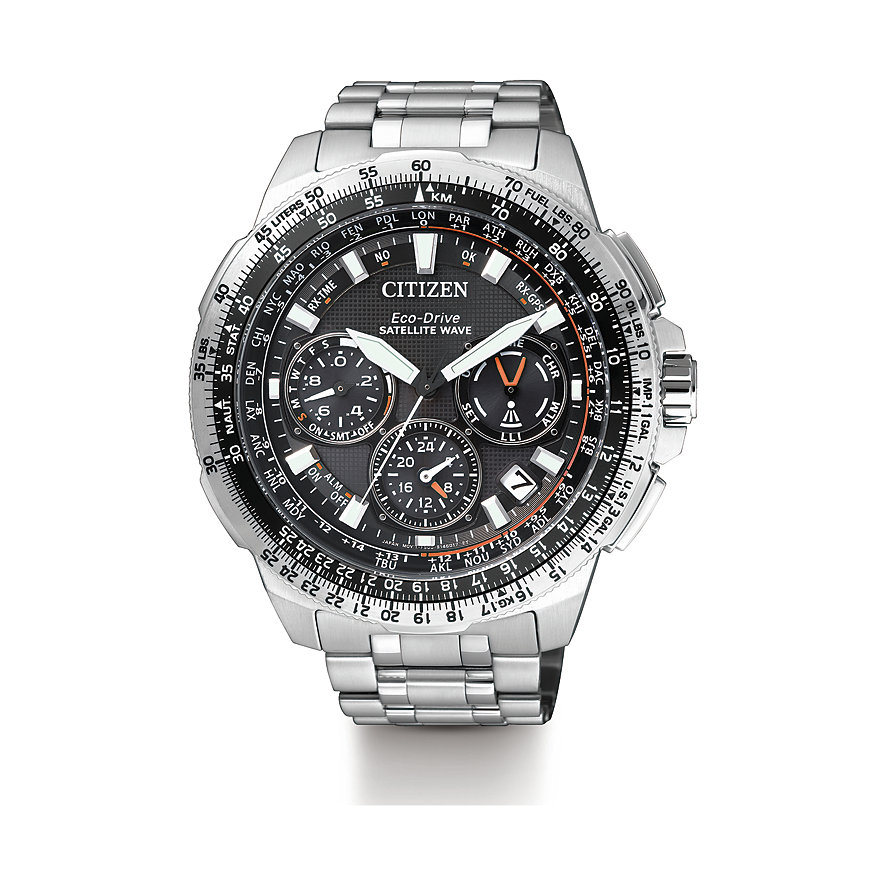 Citizen Satellite Wave Herrenuhr CC9020-54E