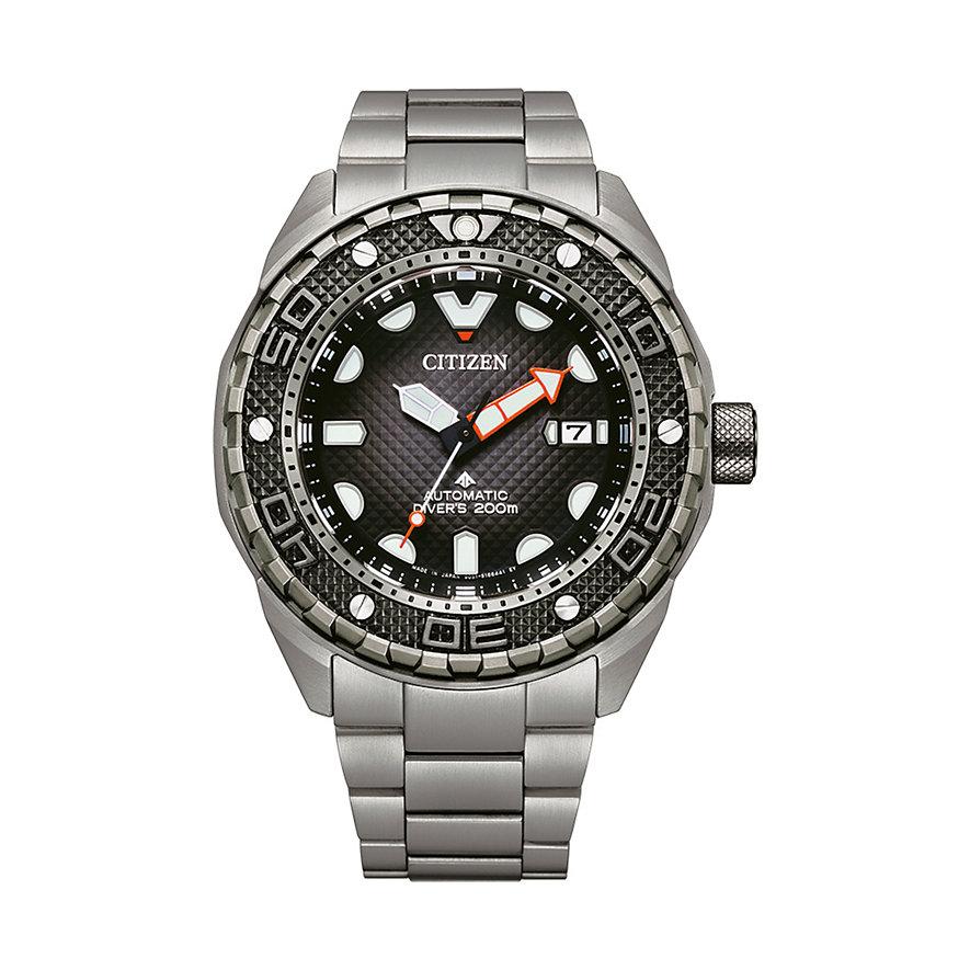 Citizen Taucheruhr Titanium NB6004-83E