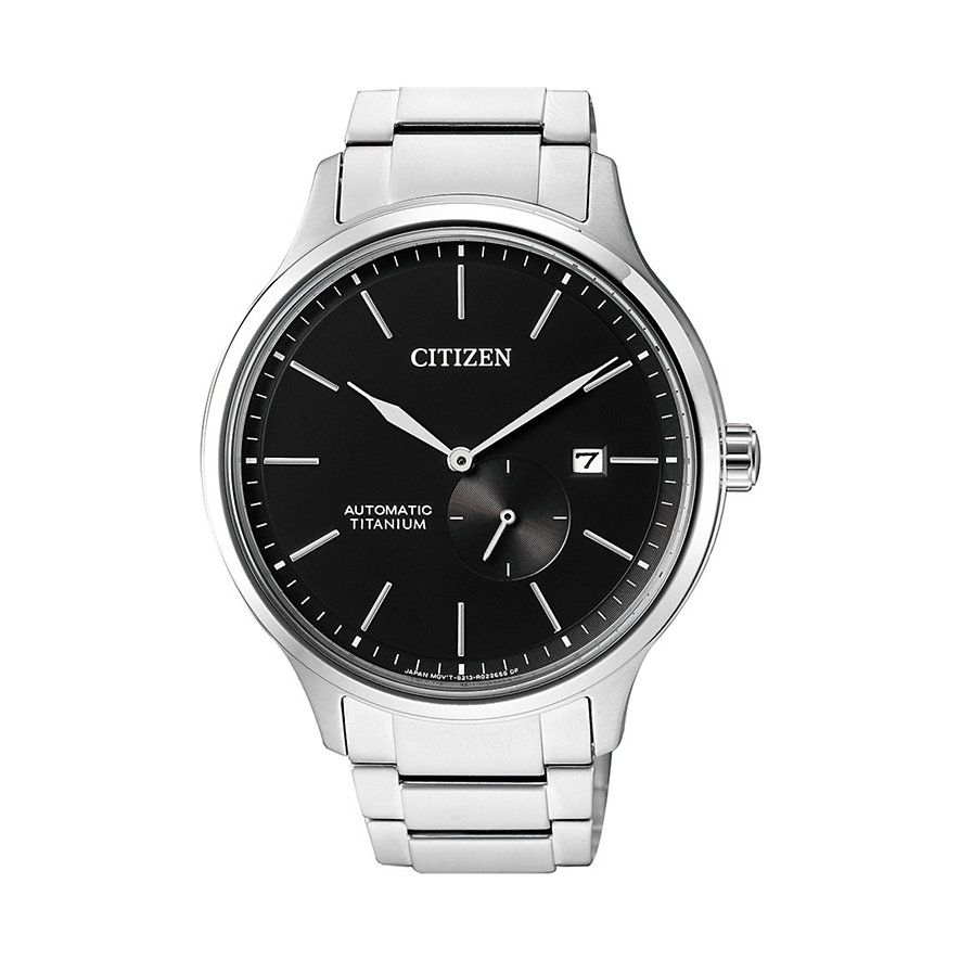 Citizen Titanium Automatik Herrenuhr NJ0090-81E