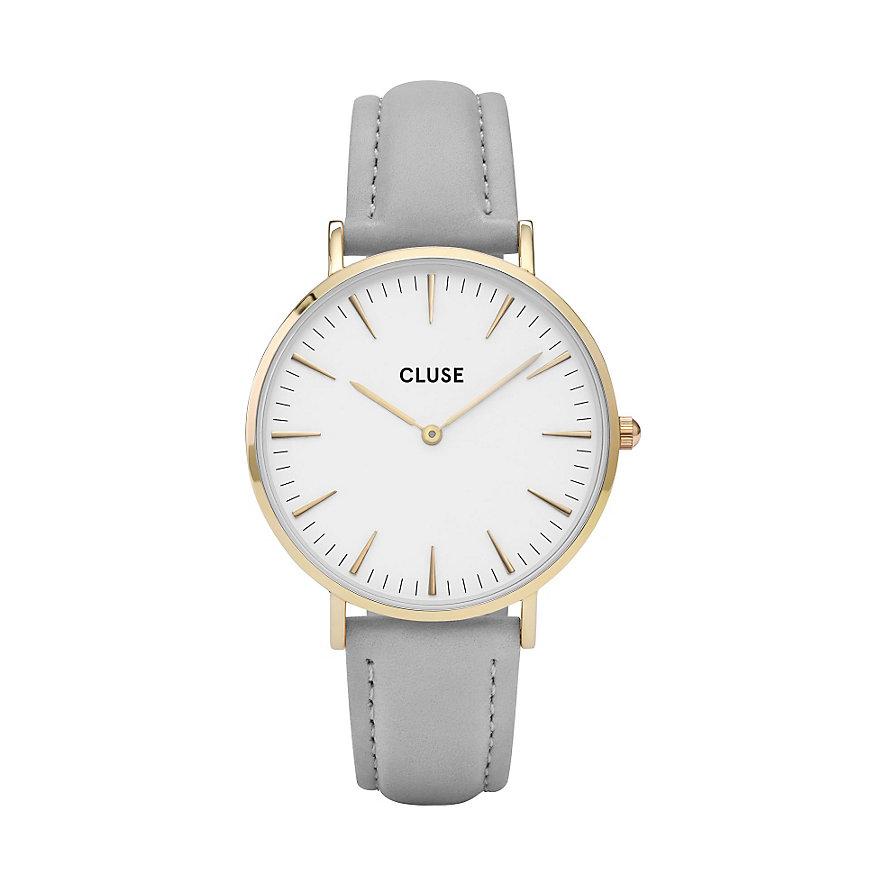 Cluse Damenuhr  Boho Chic Gold White/Grey CL18414