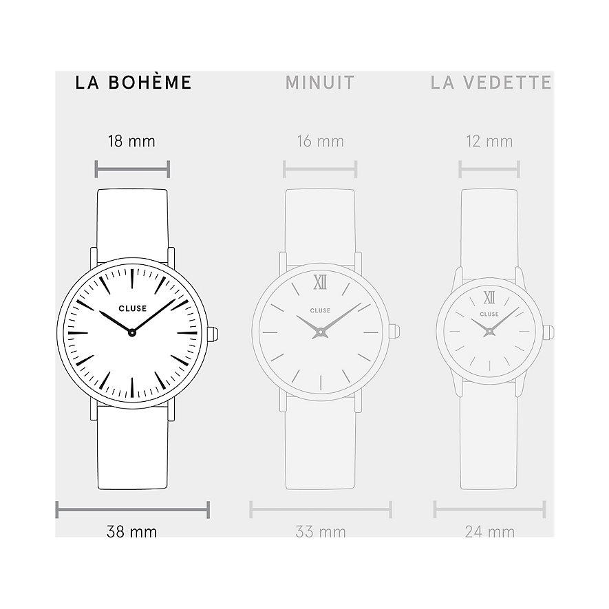 Cluse Damenuhr La Bohème CL18011