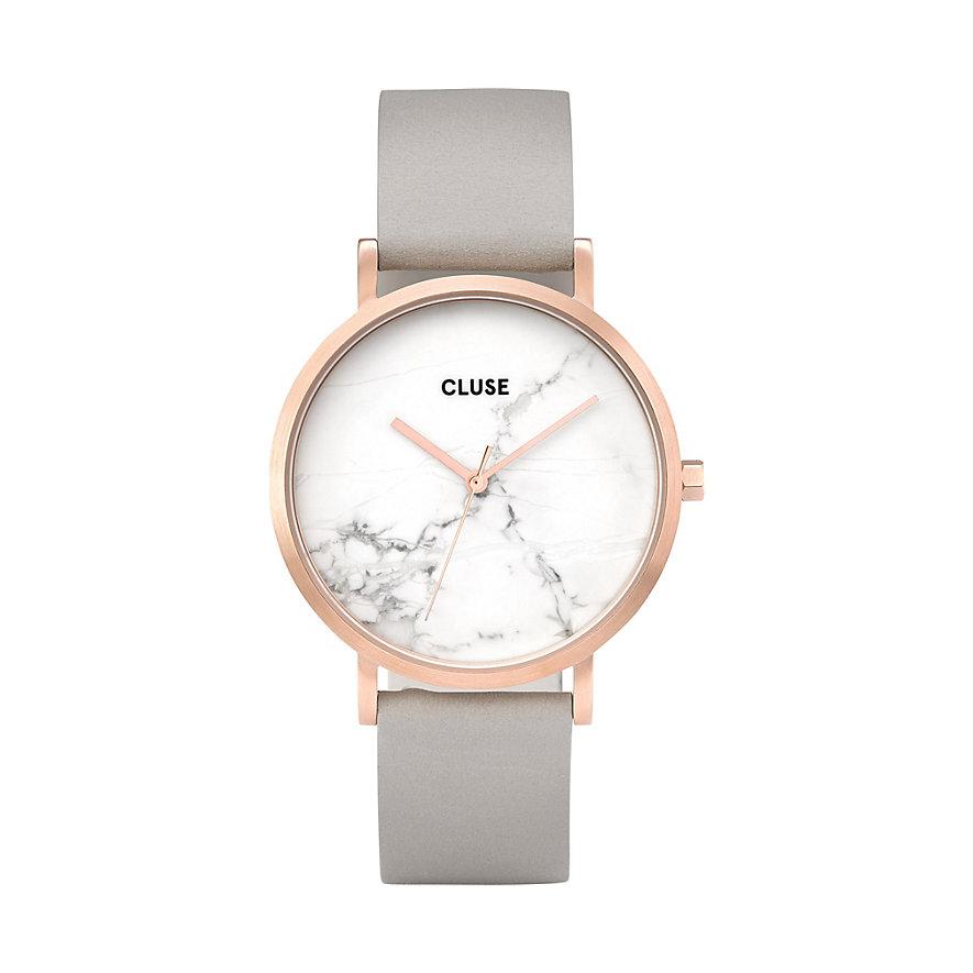 Cluse Damenuhr La Roche Rosegold Marble/Grey CL40005