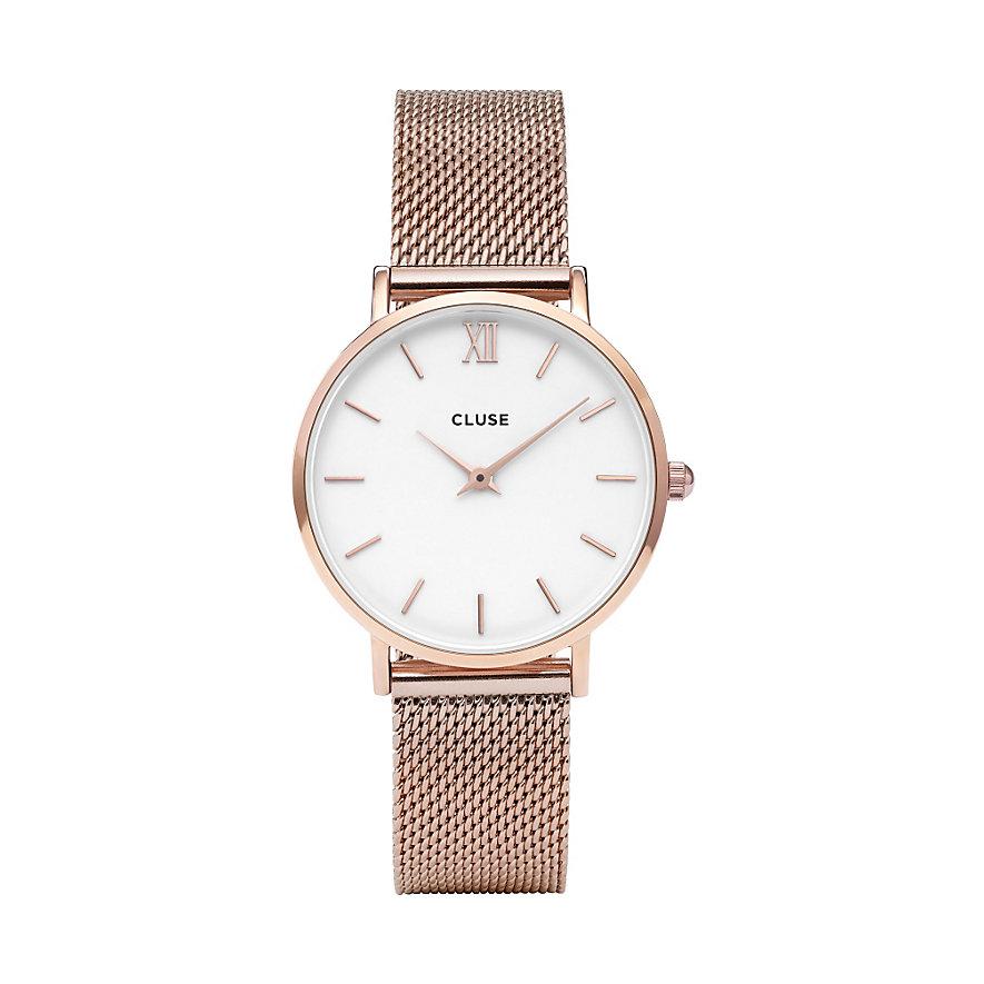 Cluse Damenuhr Minuit CL30013