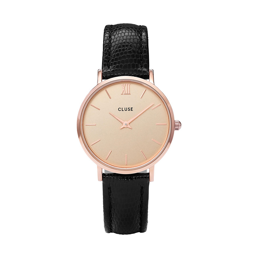 Cluse Damenuhr Minuit CL30051