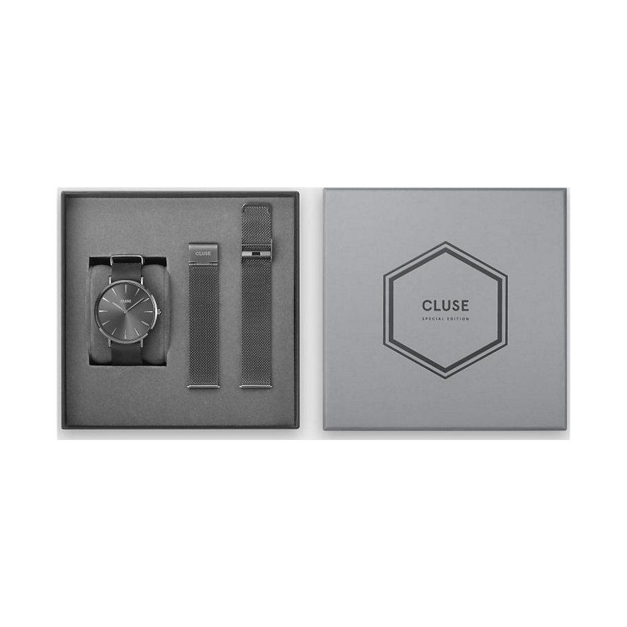 Cluse La Bohème Mesh Uhren-Set Special Edition La Bohme Mesh CLG015
