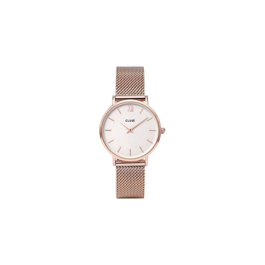 Cluse Uhrenset Negin Minuit Rose Gold CLG006