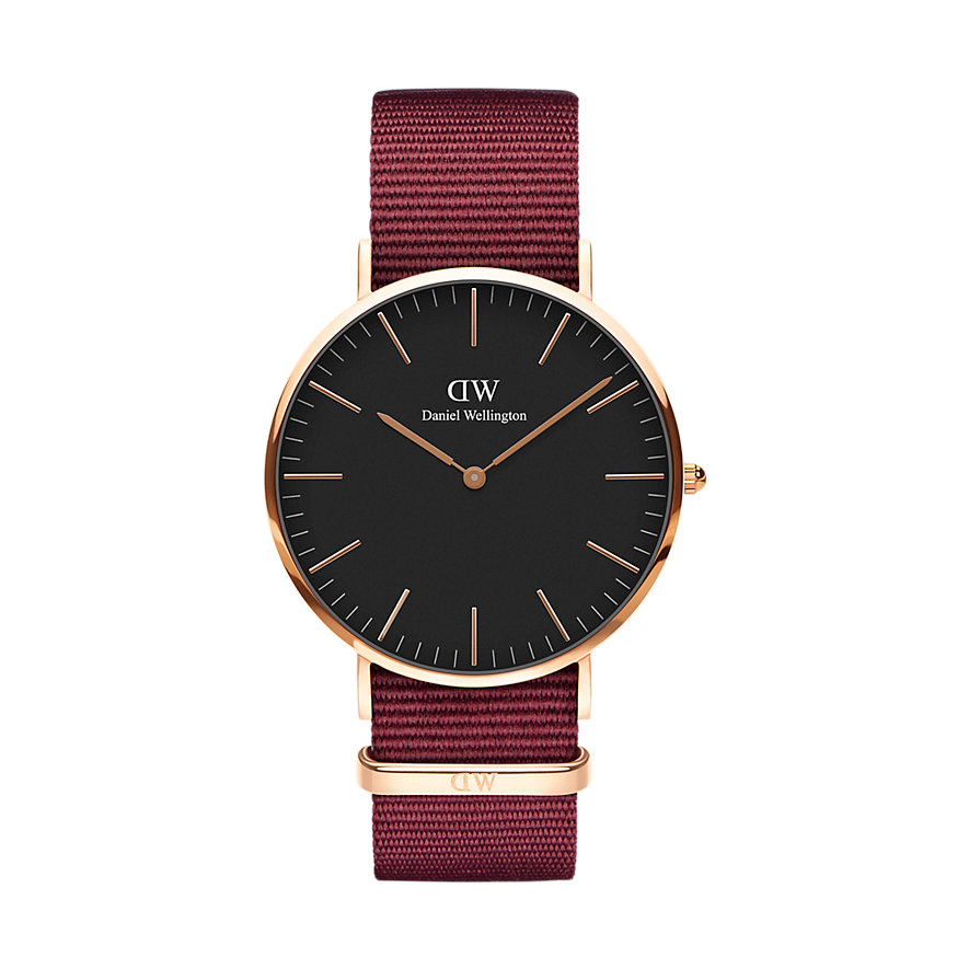 Daniel Wellington Herrenuhr Classic 40 Roselyn DW00100269