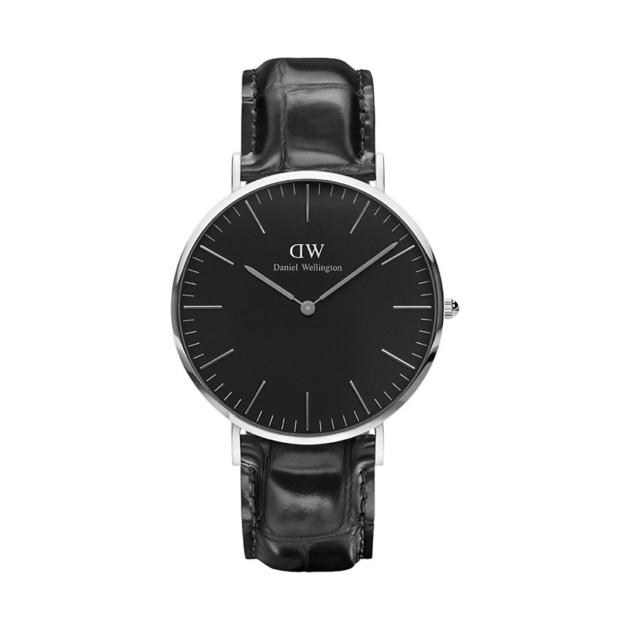 Daniel Wellington Herrenuhr Classic Black DW00100135