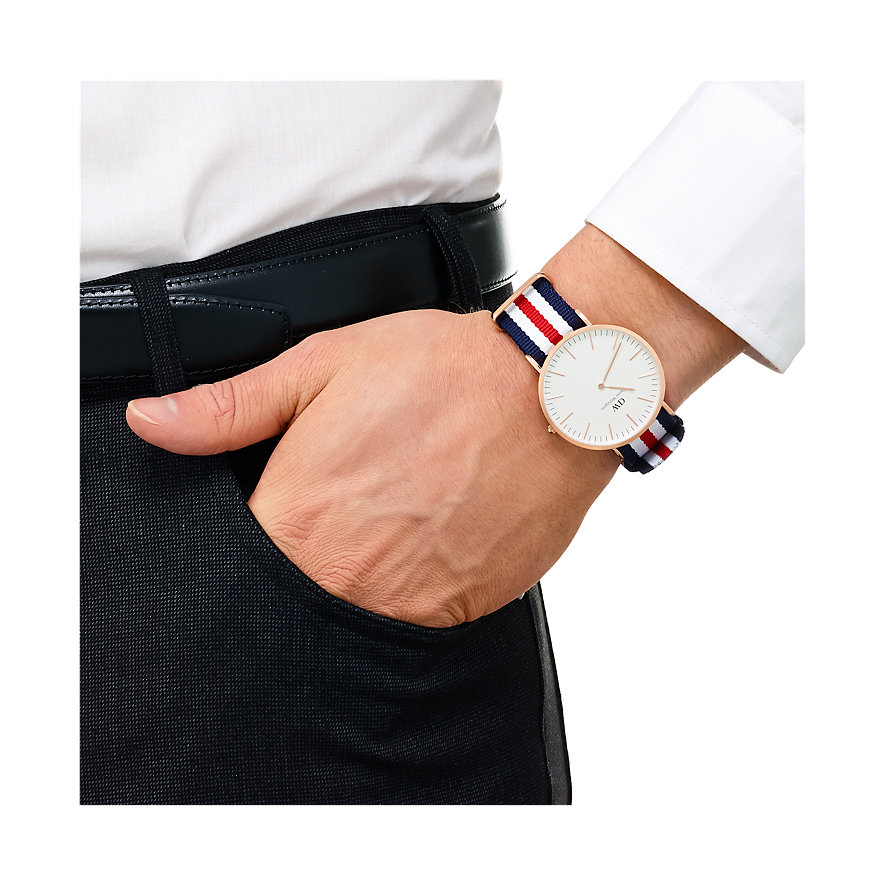 Daniel Wellington Herrenuhr DW00100002