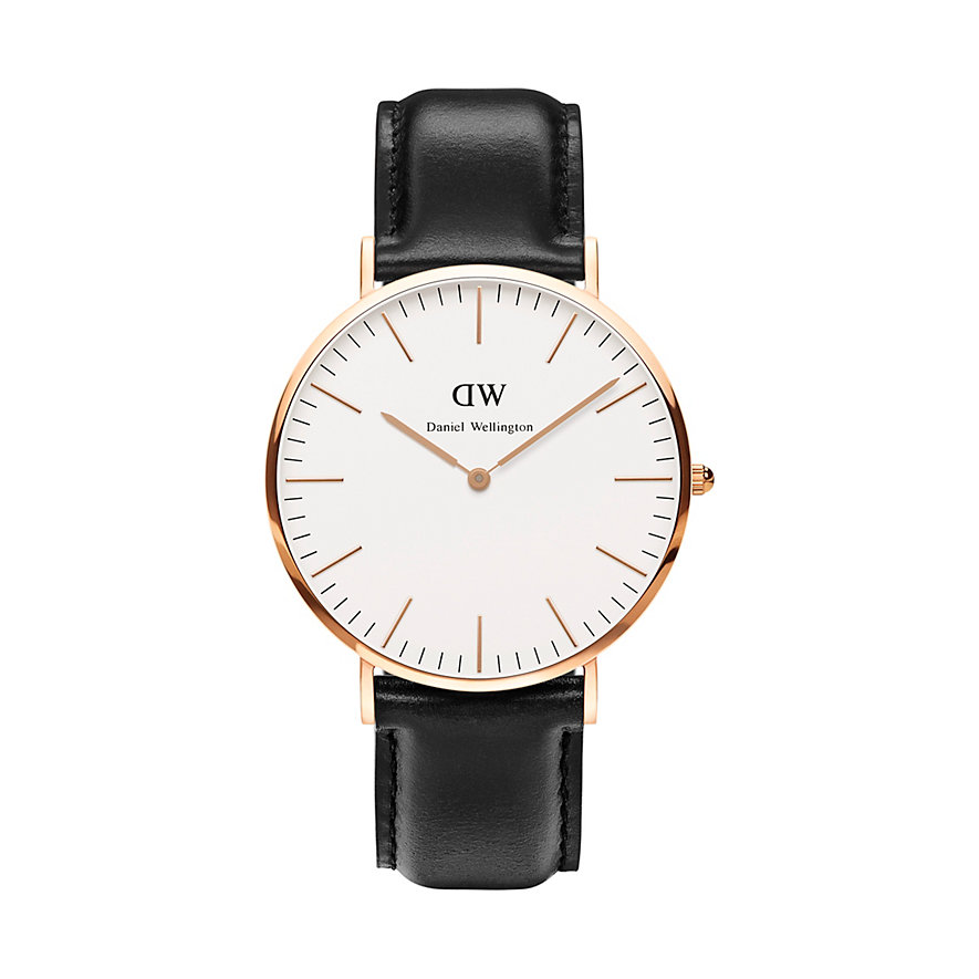 daniel-wellington-herrenuhr-dw00100007, 135.00 EUR @ christ-de