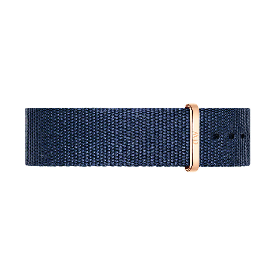 Daniel Wellington Textilband Classic 20 Bayswater Mann DW00200209