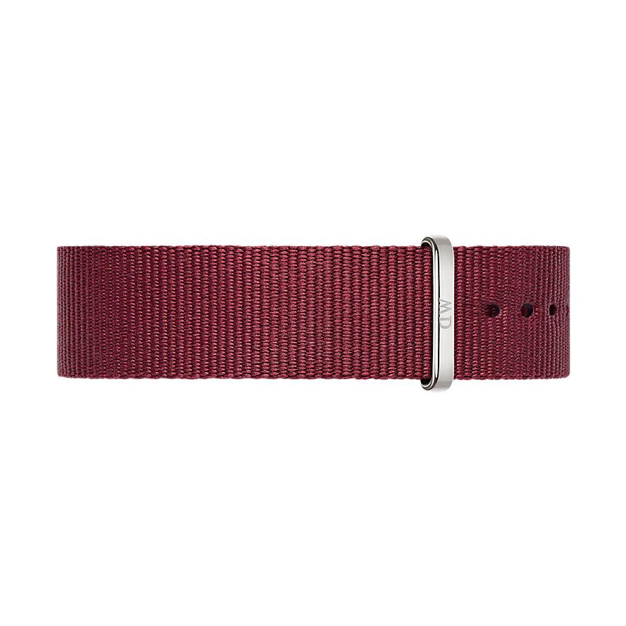 Daniel Wellington Textilband Classic 20 Roselyn DW00200208