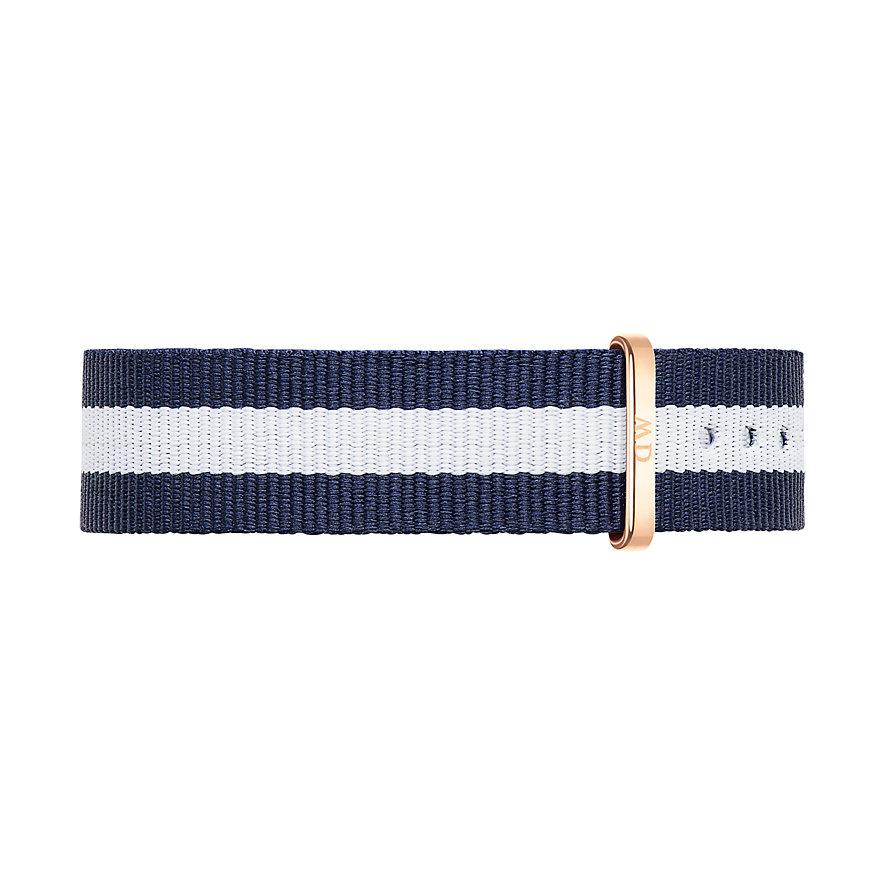 Daniel Wellington Textilband Glasgow DW00200031