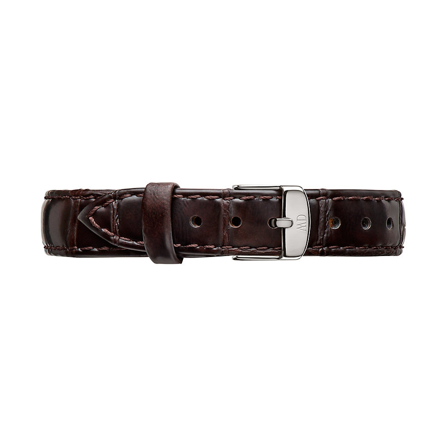 Daniel Wellington Uhrenarmband Leder Classy York DW00200069