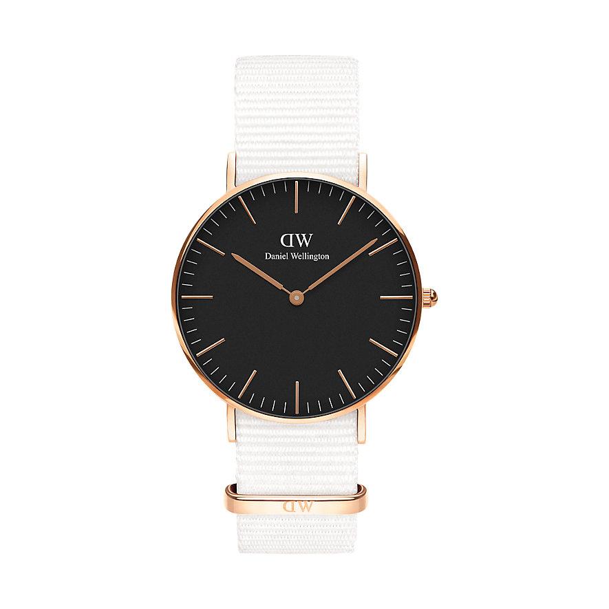 Daniel Wellington Unisex horloge Classic Black