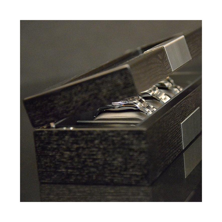 Designhütte Uhrenbox Jersey 70005-145