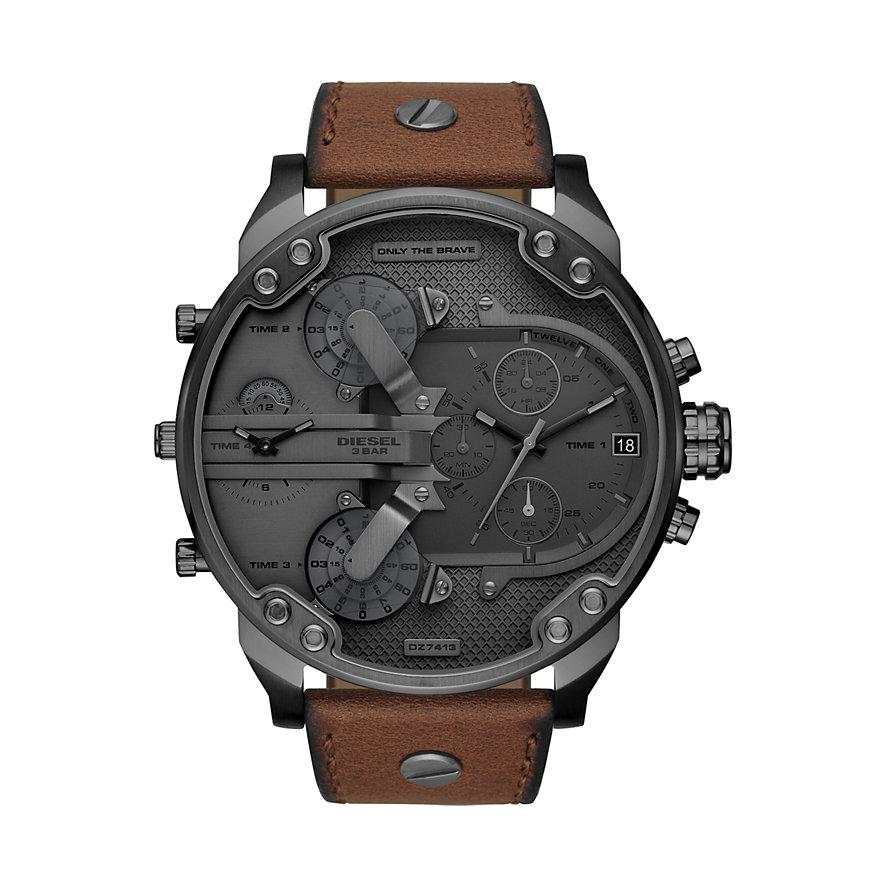 diesel-chronograph-dz7413, 369.00 EUR @ christ-de