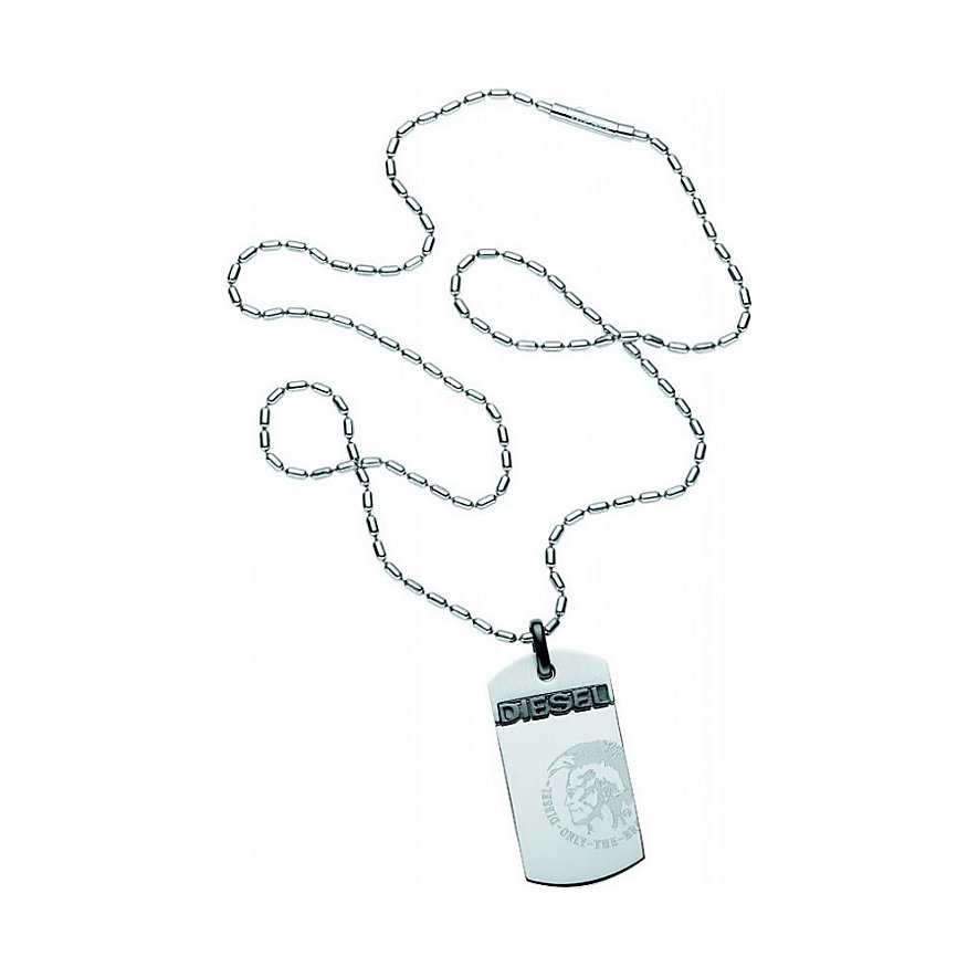 Diesel Dog Tag Herrenkette DX0007040