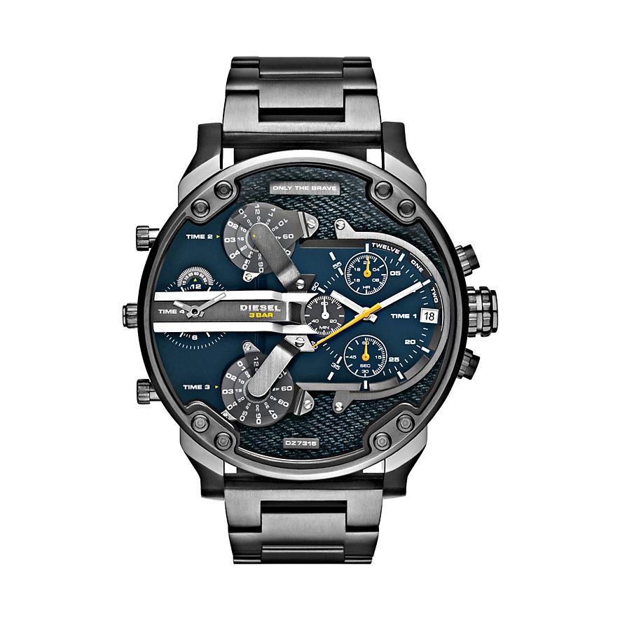 Diesel Herrenchronograph Mr. Daddy DZ7331