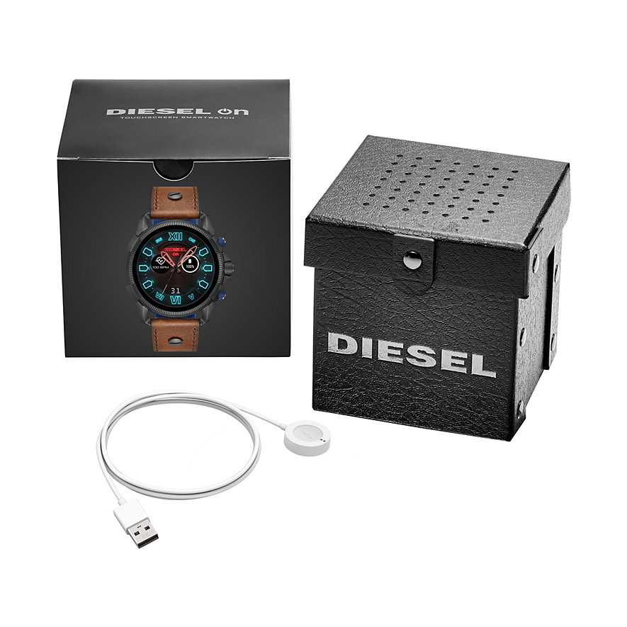 Diesel On Herrenuhr DZT2009