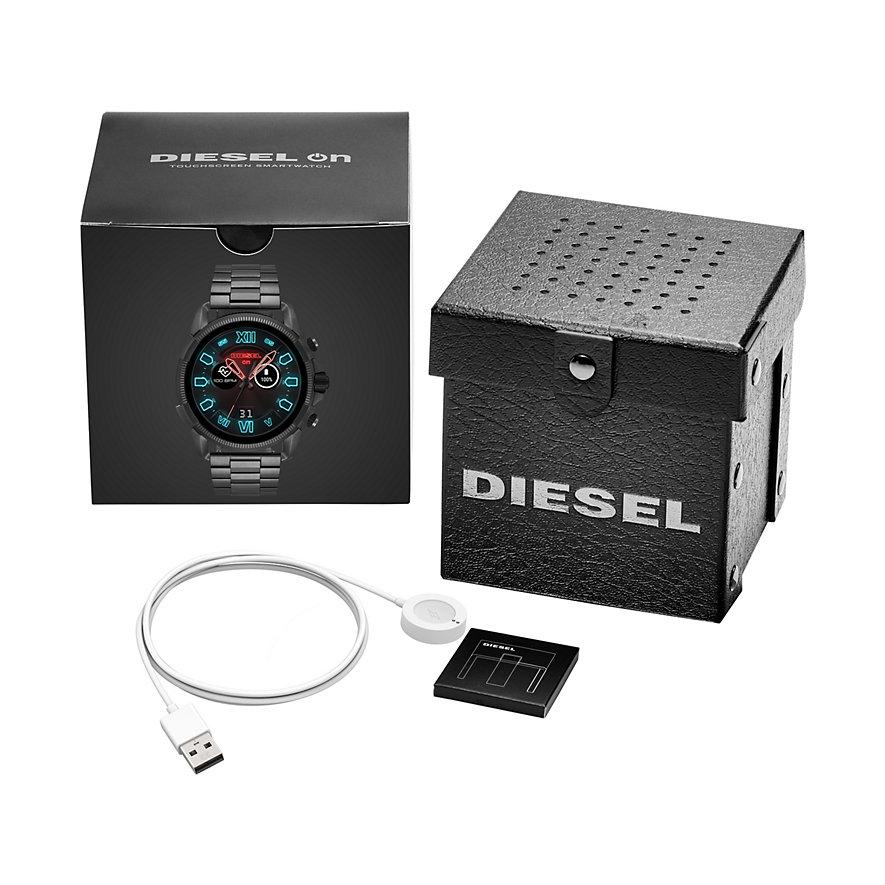 Diesel On Herrenuhr DZT2011