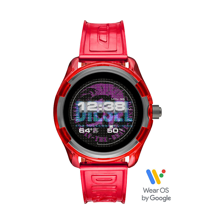 Diesel On Smartwatch DZT2019