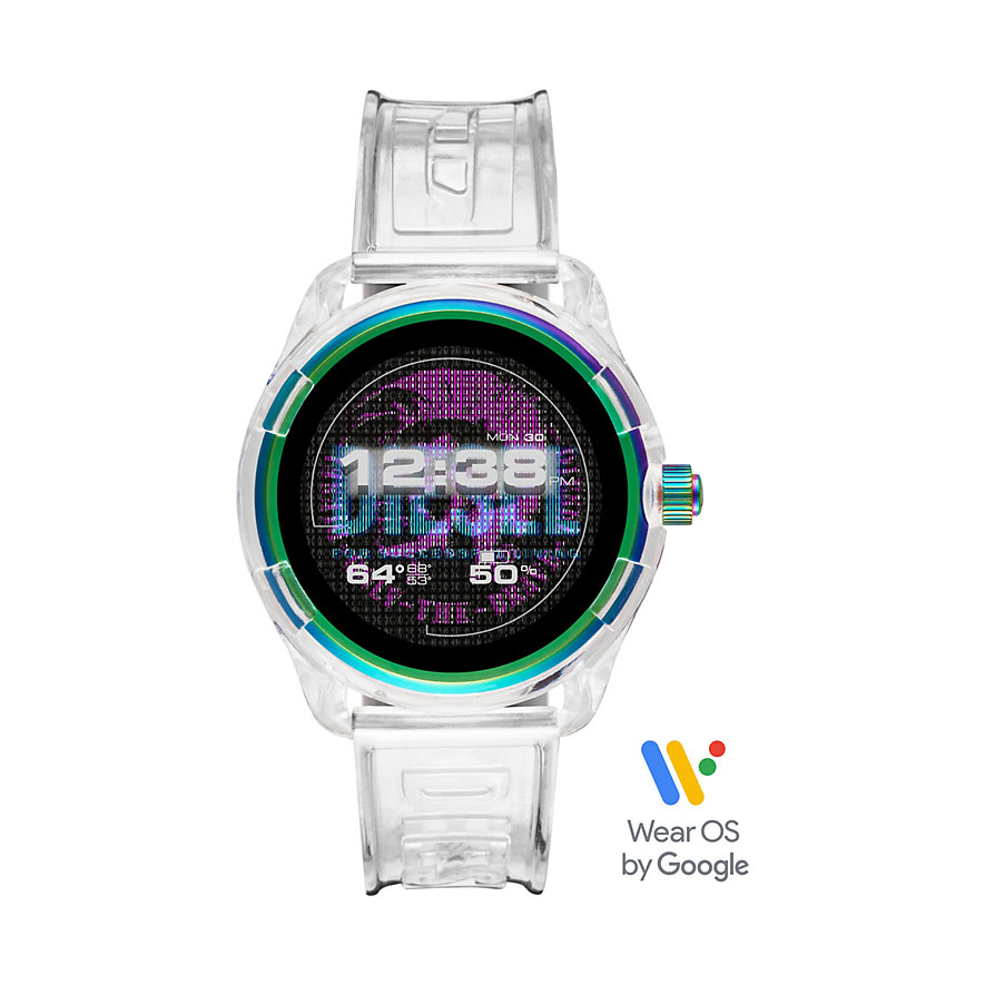 Diesel On Smartwatch DZT2021