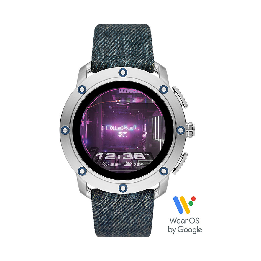 Diesel On Smartwatch Generation 5 DZT2015