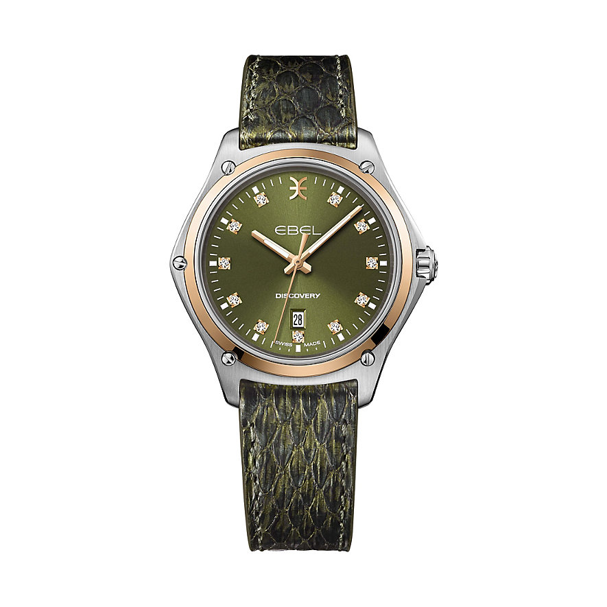 Ebel Damenuhr Discovery inkl. Wechselband 1216424