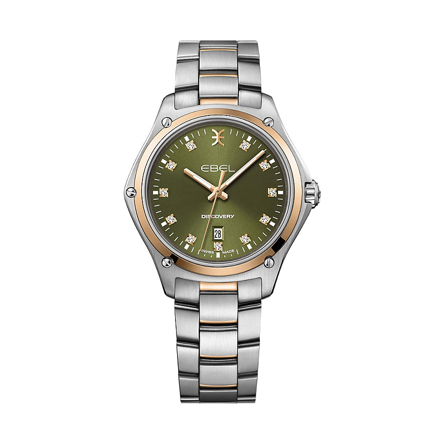 Ebel Damenuhr Discovery Lady 1216424