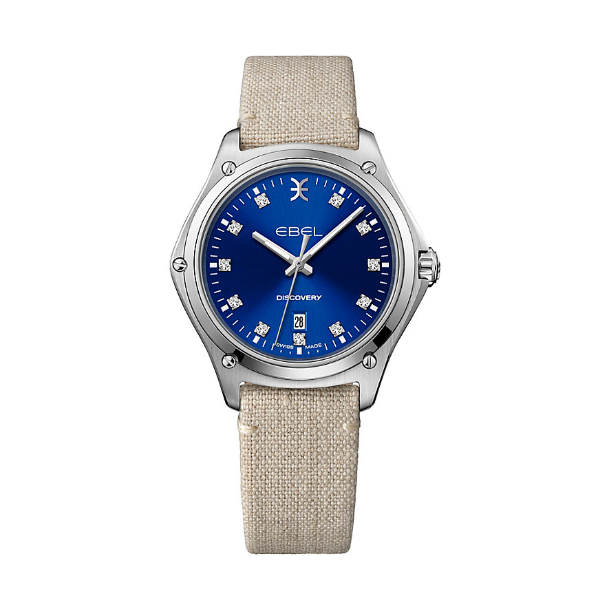 Ebel Damenuhr Discovery Lady 1216495