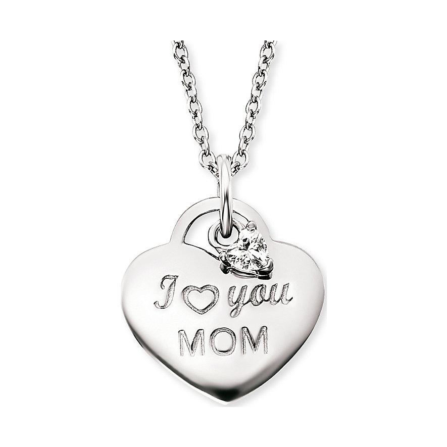 Engelsrufer Kette Kette Love Mom Mit Zirkonia